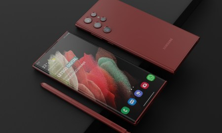 Samsung Galaxy S22 Ultra Render Neu Header
