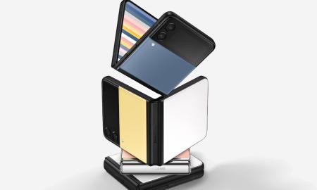 Samsung Galaxy Z Flip 3 Bespoke Edition Header