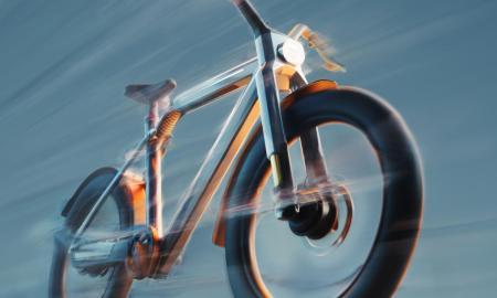 Vanmoof V Bike Fahrrad Header