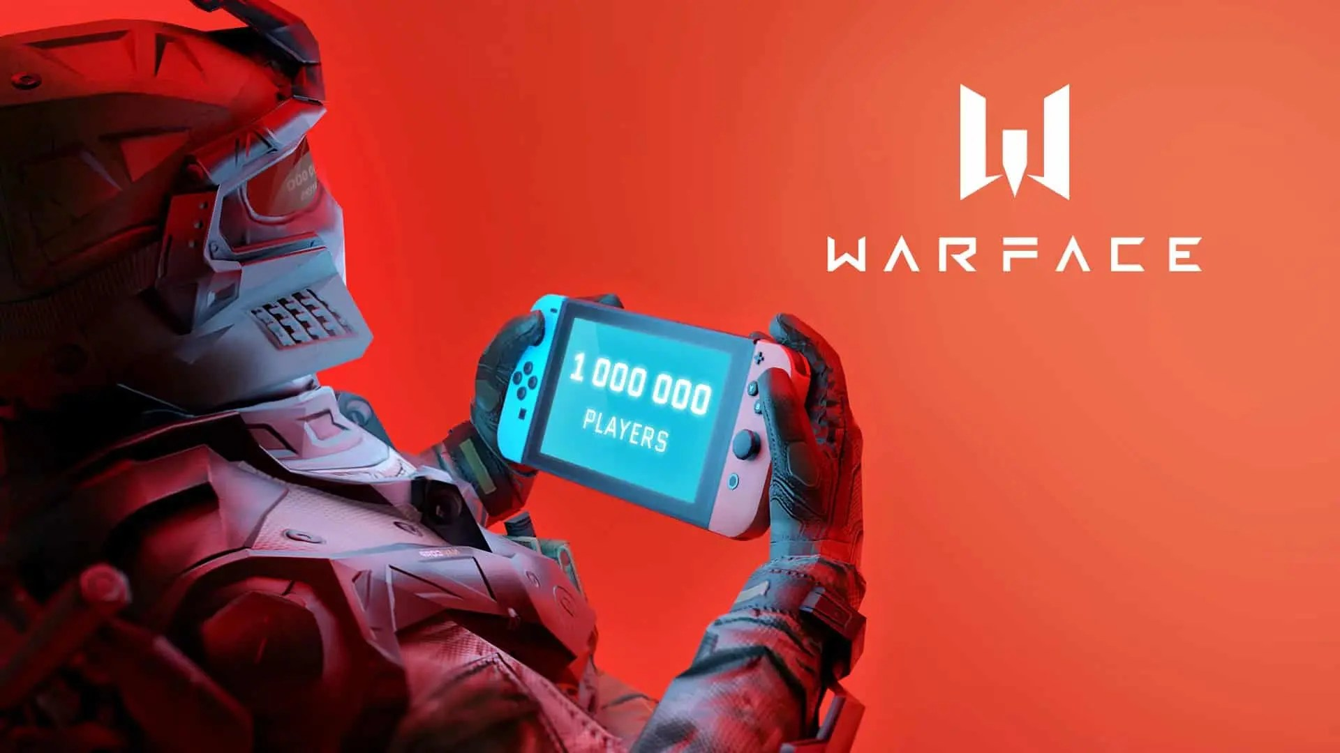 Nintendo Switch: Warface FPS Game Reaches 1 Million Players Milestone in One Month - MobiGaming.com
