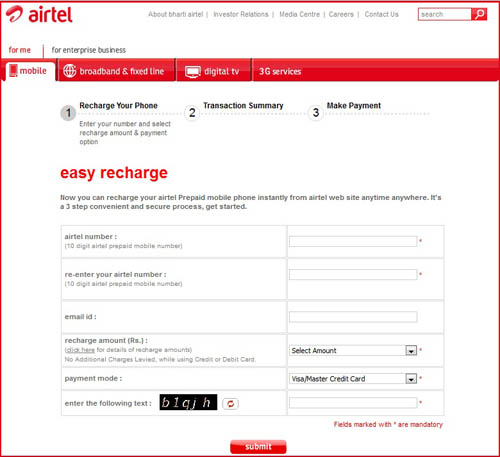 Airtel info guide | Homework Sample