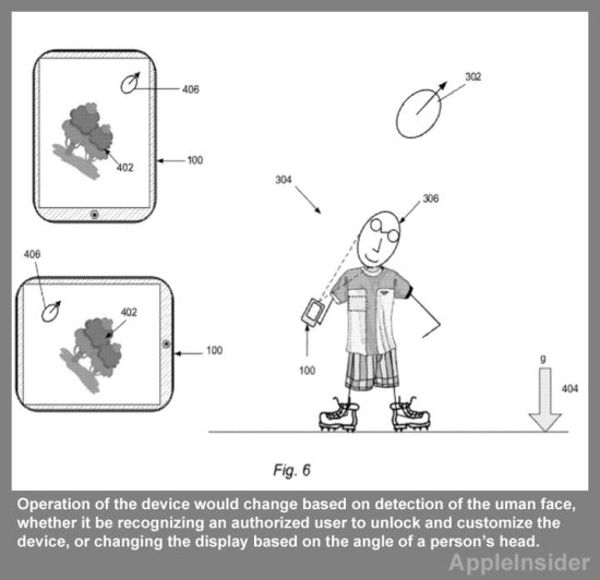 New patent suggests 'Face Recognition' feature coming to