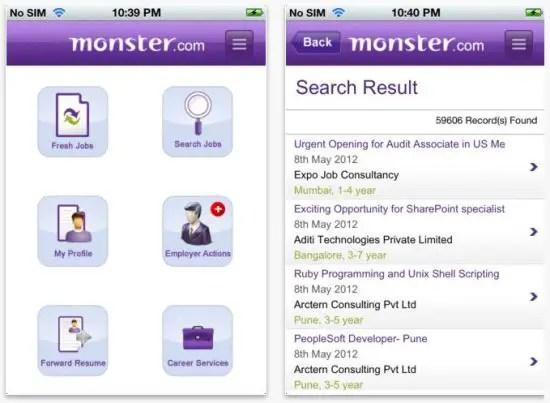 monster-job