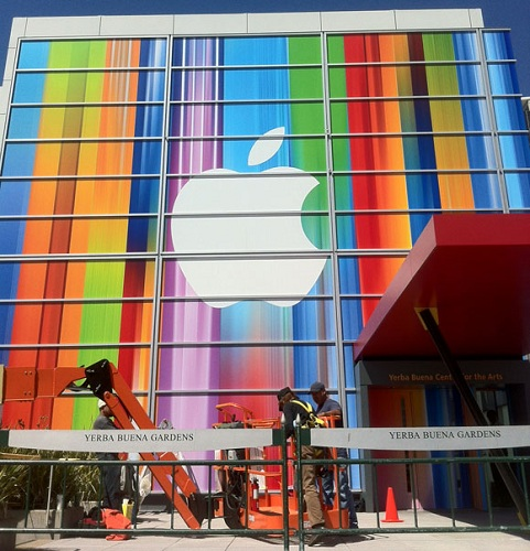 Apple-iPhone-Launch-Venue