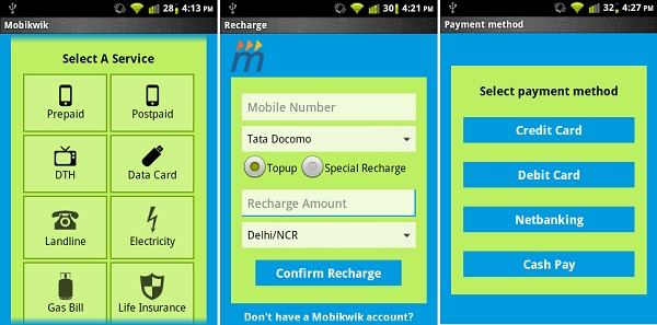 MobiKwik-Android-App