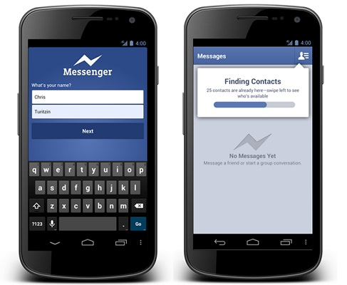 Facebook-Messenger-Android-Sign-up