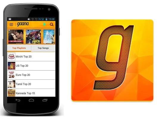 Gaana-Music-App-Android