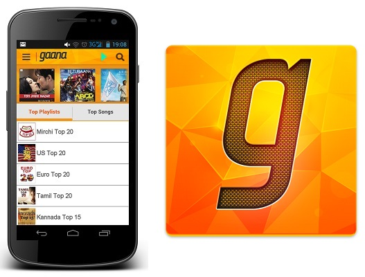 Gaana Music App Launched For Android Iphone Blackberry And