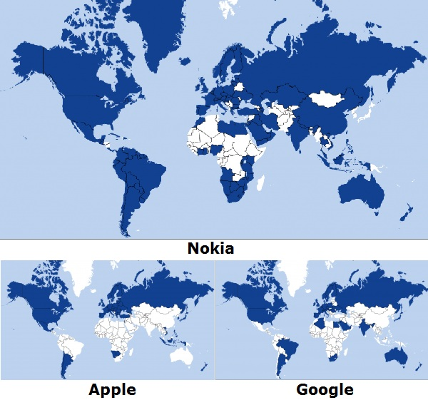 Nokia-Maps-Turn-By-Turn-Compare