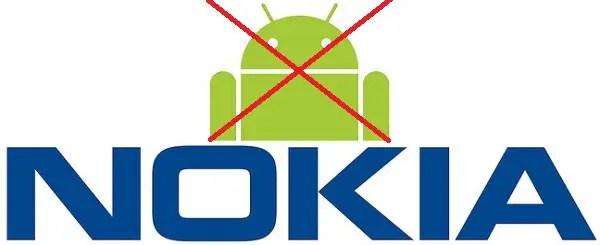 Nokia-No-Android-Logo