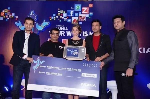 Nokia-Your-Wish-App-Launch