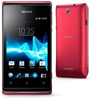 Sony-Xperia-E