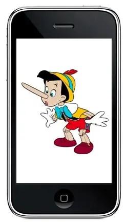 lie-on-phone