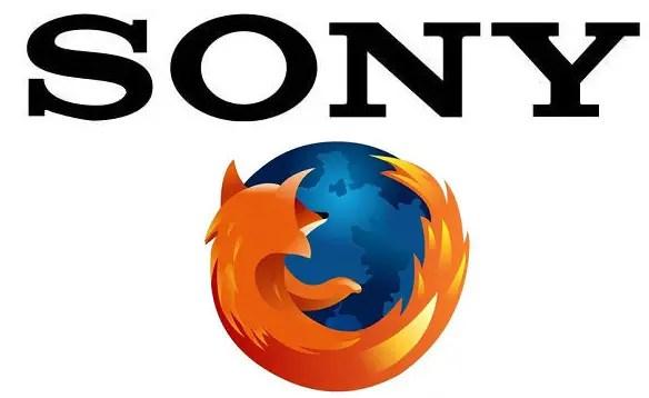 Sony-FireFox-Logo