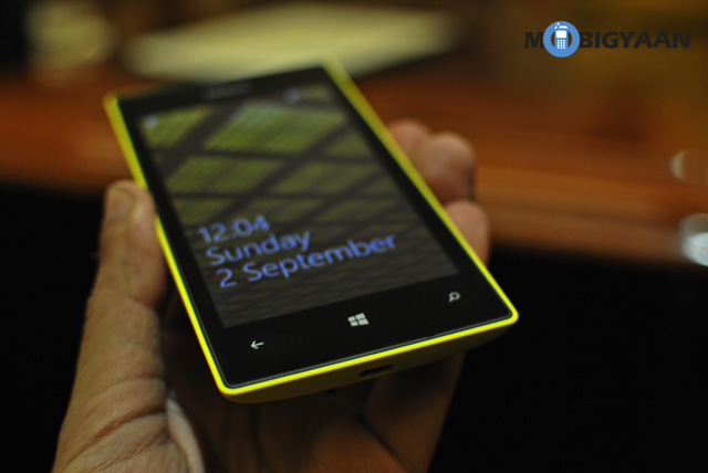 Nokia Lumia 520: Hands on and first impression