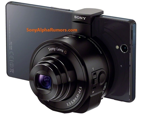 Sonys-interchangeable-smartphone-lens