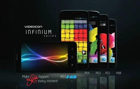 Videocon-Infinium-Series