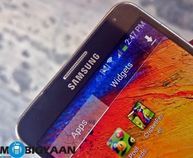 Samsung Galaxy Note 4 might sport a quad HD display, 20.1 ...