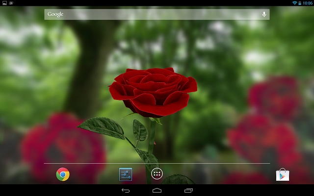 3D-Rose-Live-Wallpaper