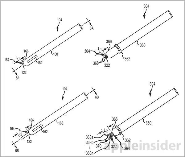 Apple working on an interactive iPad stylus