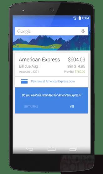 Google-Now-Billing