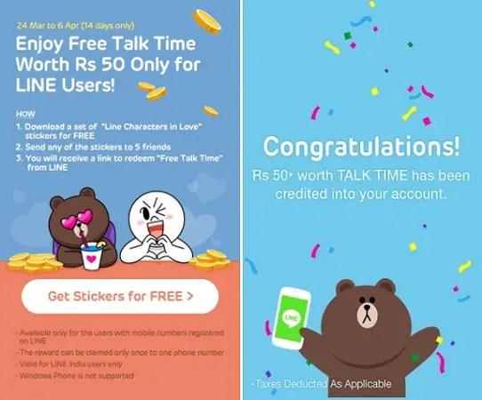 Line-Messenger-Free-Talk-Time