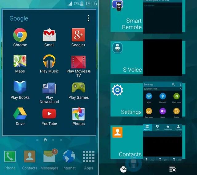 Samsung Galaxy S5 421