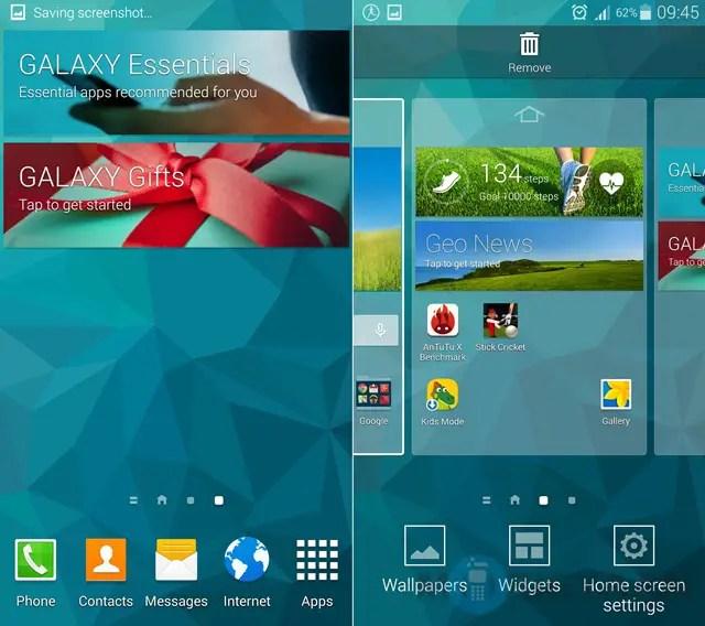 Samsung Galaxy S5 441