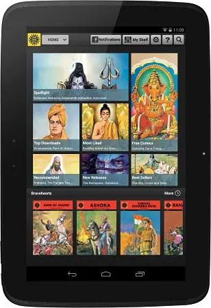 ACK-Comics-app-android-ios