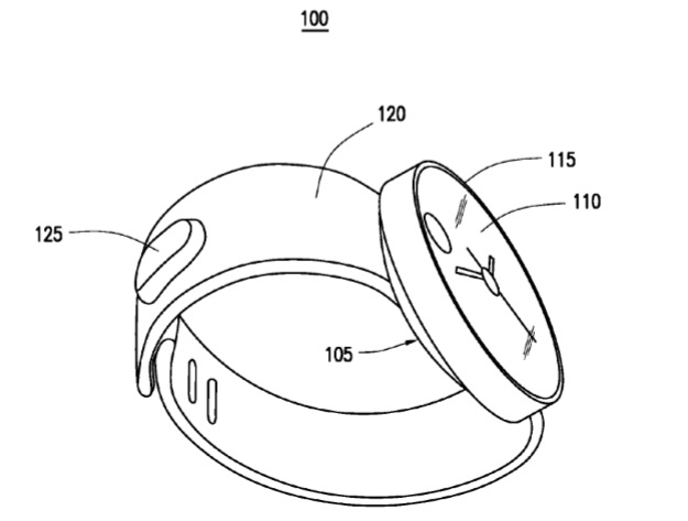 Leaked patent applications hint at next Samsung wearable