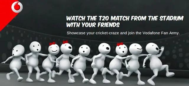 Vodafone-Fan-Army-IPL-contest