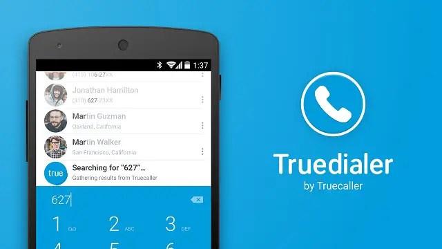 Truedialer-by-truecaller-android