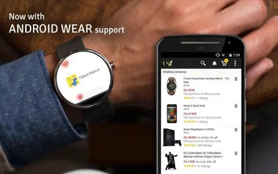 Flipkart-Android-Wear