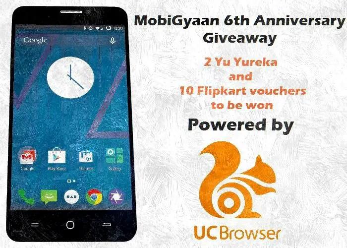 MobiGyaan-Giveaway-Yu-Yureka