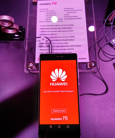 Huawei-P8-launch