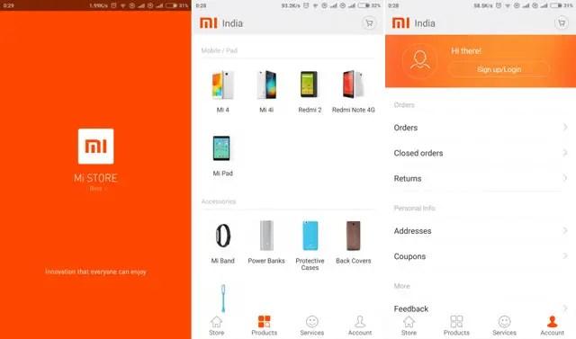 Mi-store-app-india