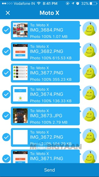 How to transfer photos from iPhone to Android (10)