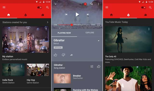 Youtube-music-app-official