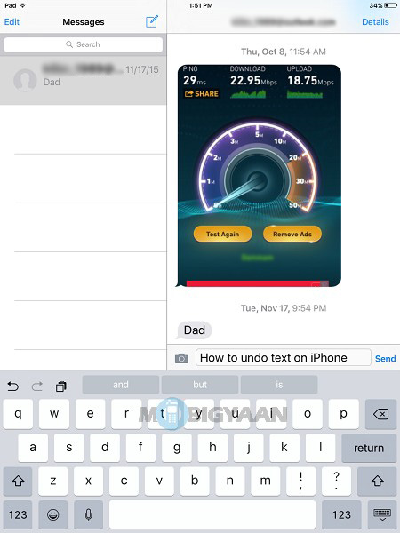 how to undo text on iphone or ipad (3)
