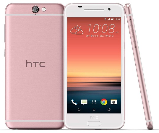 HTC-One-A9-Pink-official