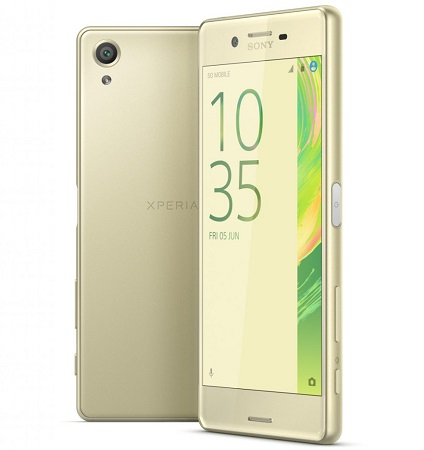 Sony-Xperia-X-official