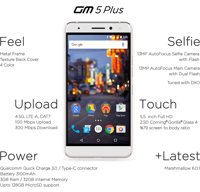 general-mobile-gm-5-plus-android-one-smartphone-specs