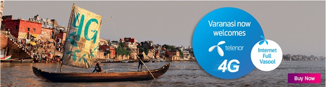 Telenor-4g-varanasi-launch