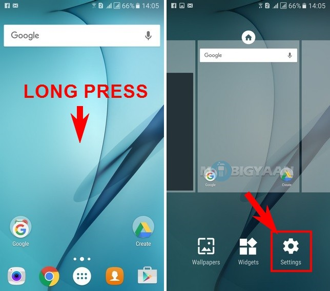 Best application hider for android