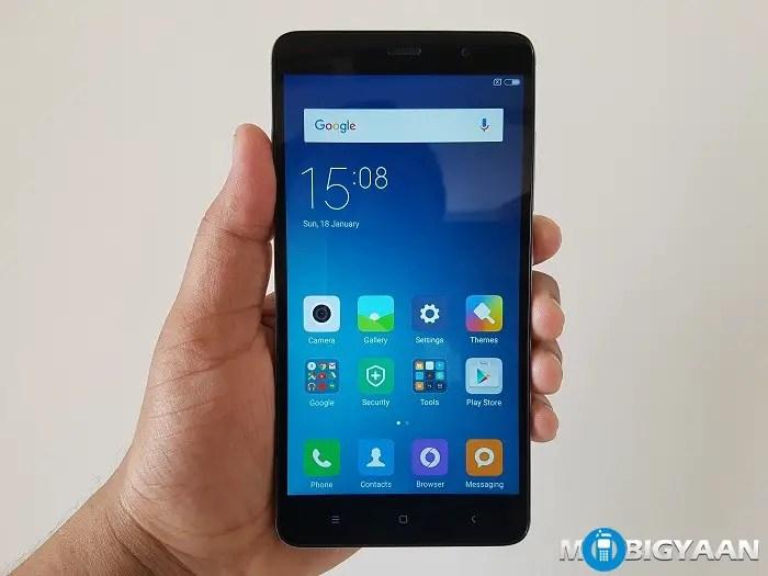 Xiaomi Redmi Note 3 Battery Test Results