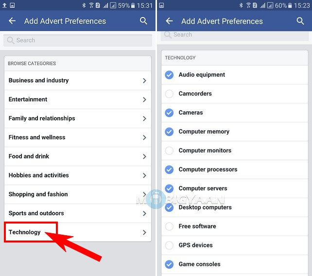 How to view Facebook ads based on your interest [Guide] (1)