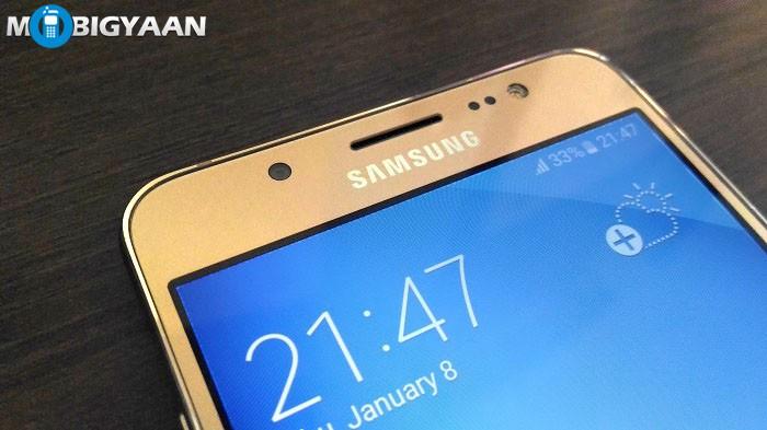 Samsung Galaxy J5 Hands on
