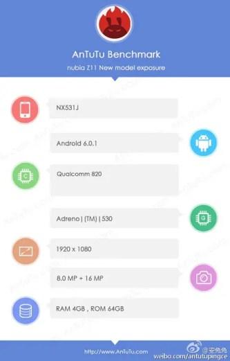 zte-nubia-z11-antutu-listing