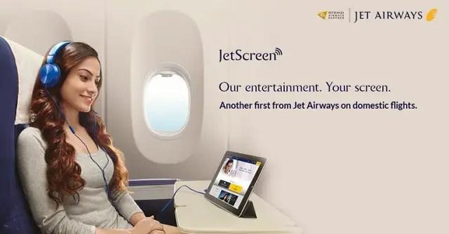 JetScreen-launch