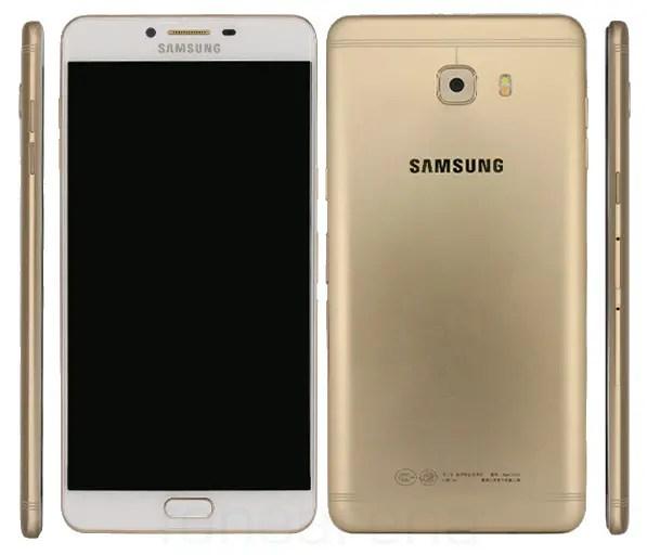 Samsung-Galaxy-C9-tenna